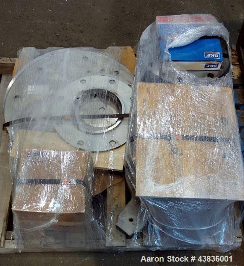 Used- Stainless Steel Press Technology & Manufacturing Style AGP Agri-Press