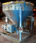 USED- Pondorf Screw Press, 304 Stainless Steel. Approximate 12