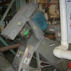 USED: Somat inclined Som-A-Press screw press,304 stainless steel.  Approximate 6