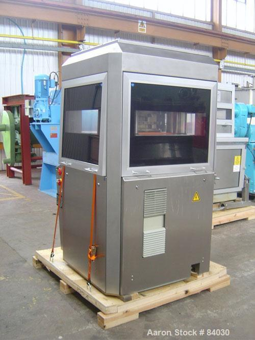 Used- Courtoy Rotary Tablet Press, Model R190/36, 36 station, single sided, D tooled. 100 KN max compression with 10 KN pre-...