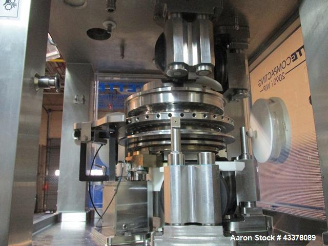 Used- Fette Rotary Tablet Press, Model 2090I WIP.