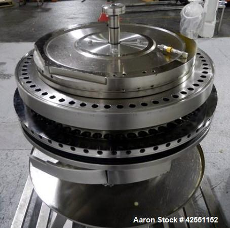 Used- Fette 3090 turret, 61 station