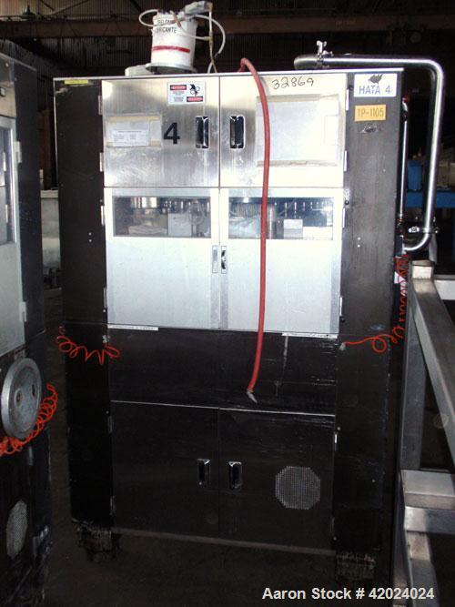Used- Hata Rotary Tablet Press, Model HT-HX51-LDU