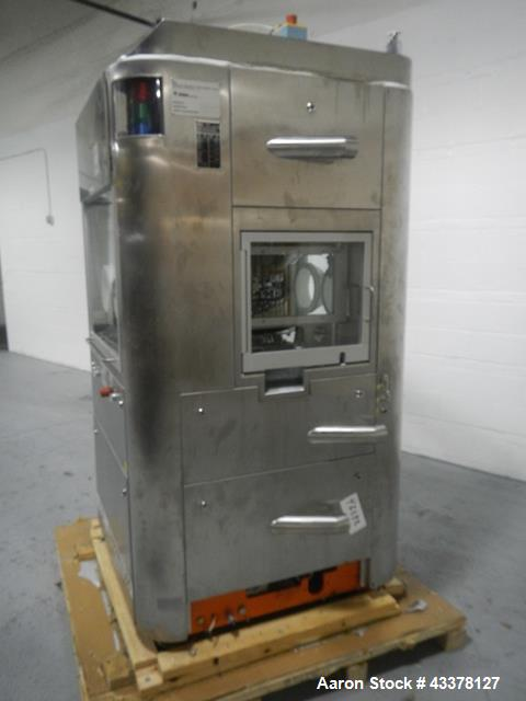 Used- IMA COMPRIMA 300 ROTARY TABLET PRESS, 36 STATION.