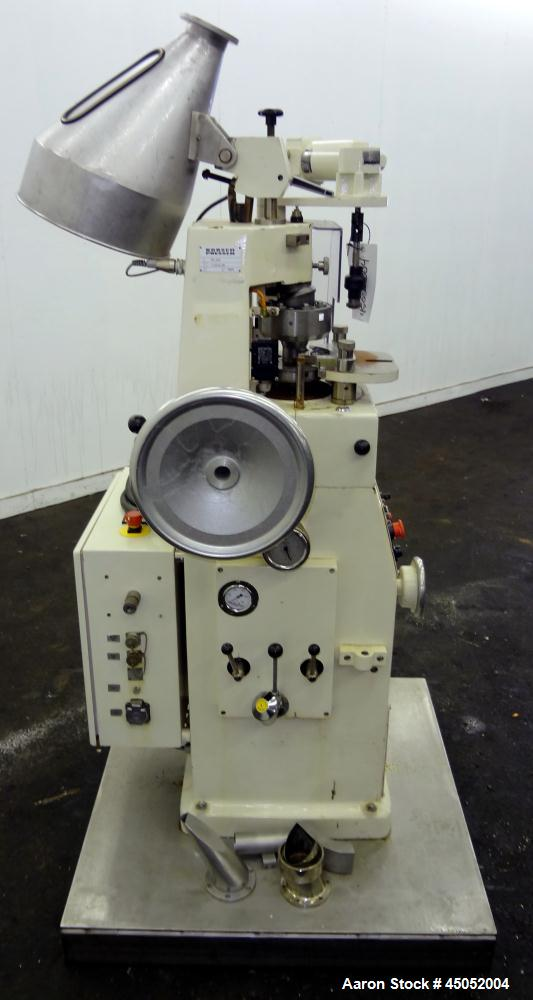 Used- Korsch Rotary Tablet Press, Model PH 106
