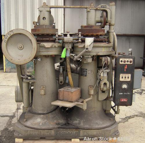 Used- Manesty DryCota Double Sided Tablet Press, Type DC