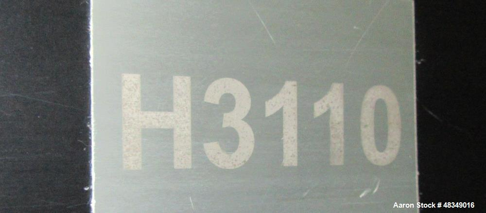 """Used- Manesty Novapress 37 Station """"D"""" Tooling Tablet Press."""