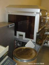 Used- Fette Single Sided Rotary Tablet Press, Model P-2000