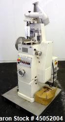 Used- Korsch Rotary Tablet Press, Model PH 106