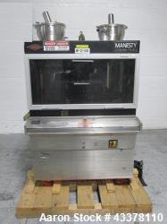 Manesty Rotary Tablet Press, Model MKIIA. 61 Station, double sided, with pre-compression, 6.5 tons ...