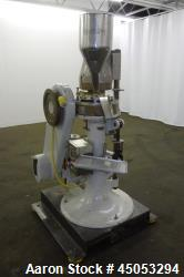 Used- Manesty Rotary Tablet Press, Model B.3.B. 16 Stations.