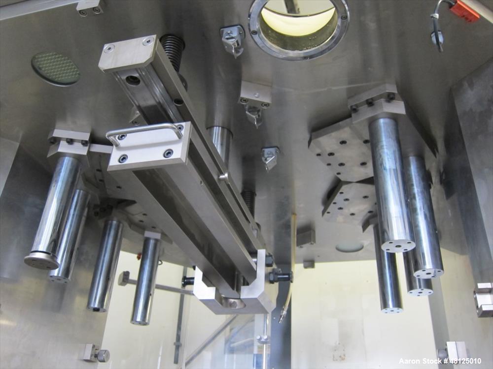 Used- Pharm Tech Korea tablet presse, model PR-3000, stations, 100 Kn pre compression, 100Kn main compression, 12 mm/15mm/18...