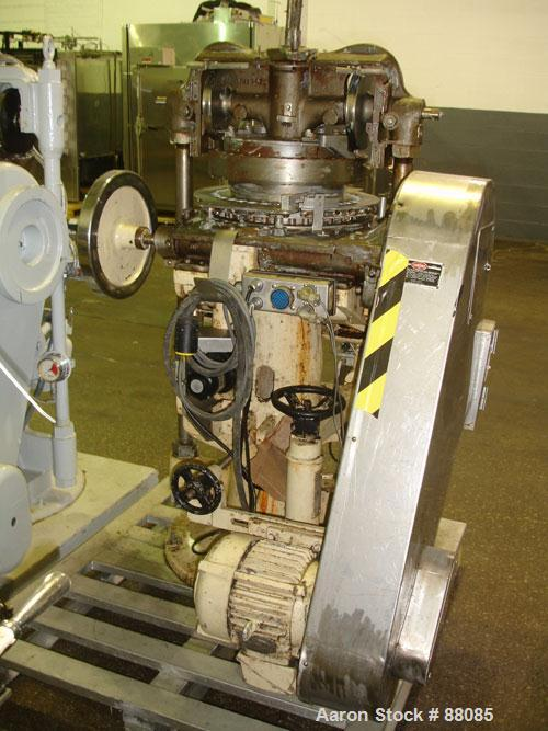 Used- Stokes Rotary Tablet Press, Model 513 (BB2)