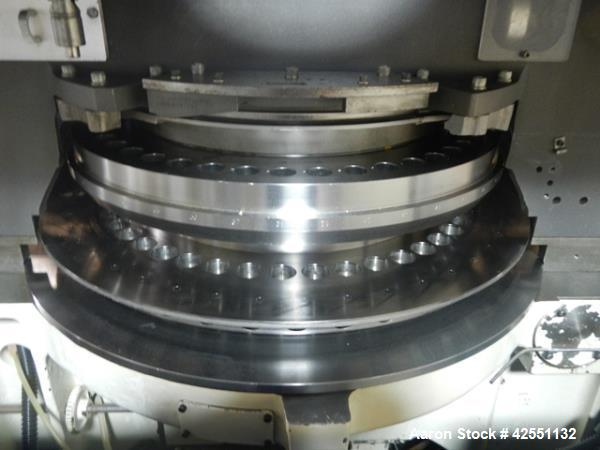 Used- Stokes rotary tablet press, model 754-1