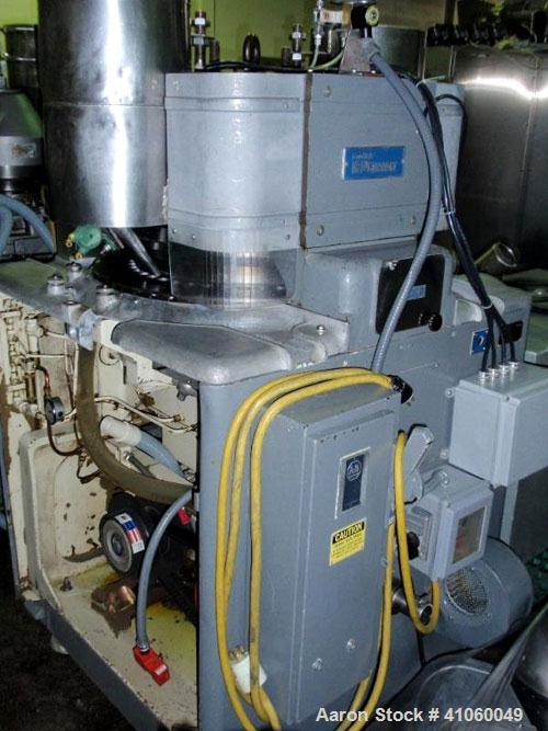 Used- Stokes Rotary Tablet Press, Model 900-328-1