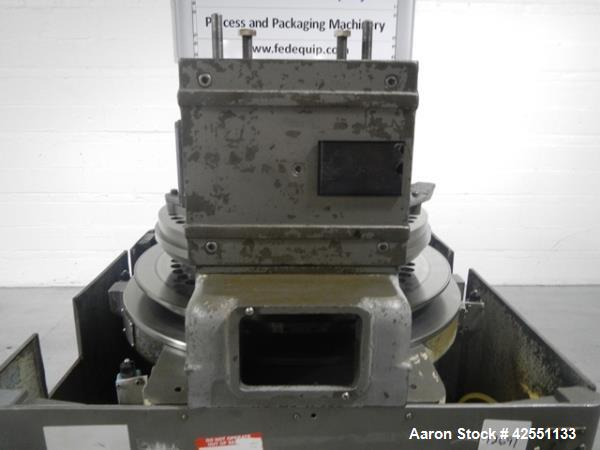 Used- Stokes rotary tablet press, model 900-328