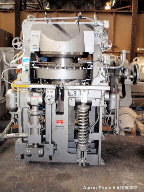 "Used- Stokes Rotary Tablet Press, Model 900-342-1. 15 station, 0 to 35 tons operating pressure with pre-compression. 3-1/2"" ..."