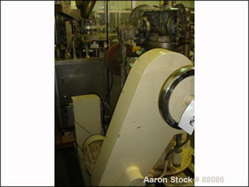Used- Stokes Rotary Tablet Press, Model 900-580-1.