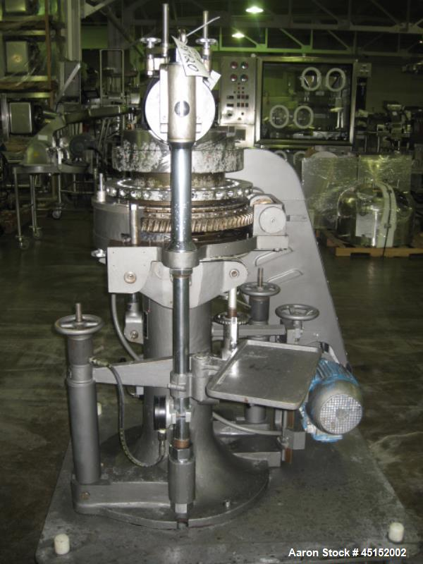 Used- Stokes Rotary Tablet Press, Model BBC35