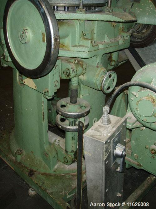 Used-Stokes 23 Station Tablet Press, Model DD2