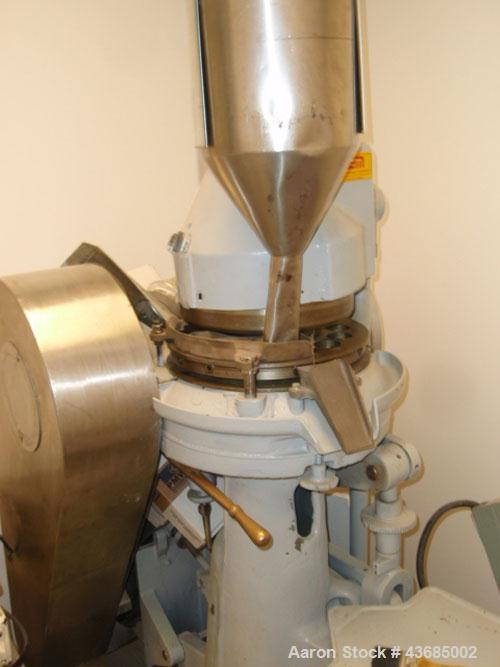 Used-Stokes DS3 15 Station Rotary Tablet Press