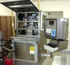 Used- Courtoy Rotary Tablet Press, Model R100/36, 36 station, single sided, D tooled. 100 KN max compression with 10 KN pre-...