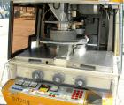 Used- Fette Single Sided Rotary Tablet Press, Model Perfecta 1000. 33 Stations, maximum compression force 9 tons. Maximum ta...