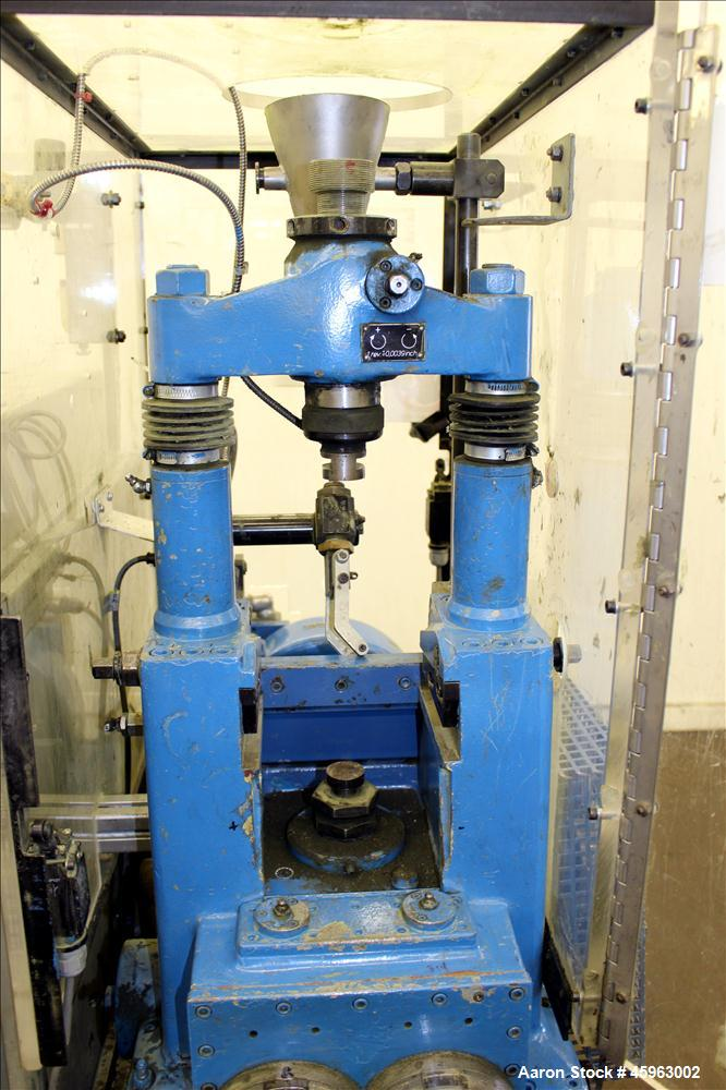 Used- Dorst Press, Model DK 3, 3 Ton.