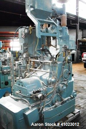 Used- Dorst, 20 Ton Mechanical, Compacting Press, Model TPA-15.