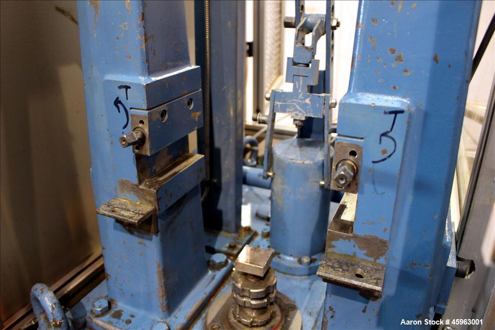 Used: Mannesman Meer Press, Model MPM 6, 6 Ton.