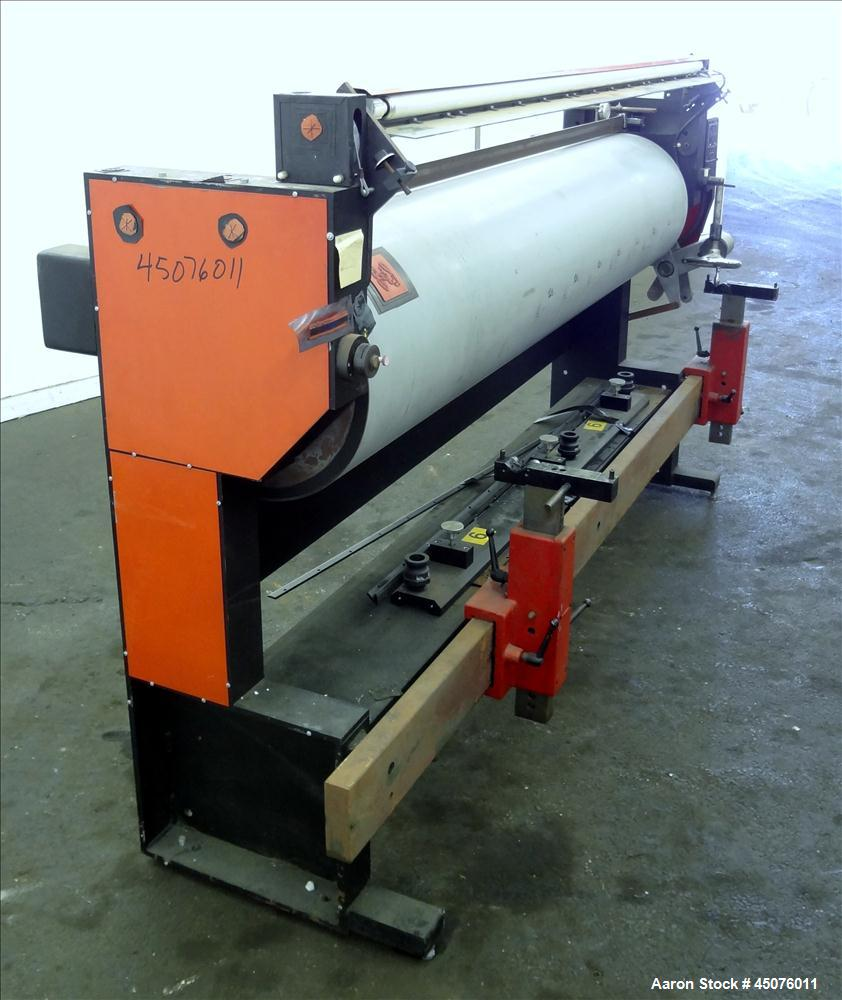 Used- E.L. Harley Plate-Mounting Proofing Machine, Model P-1884