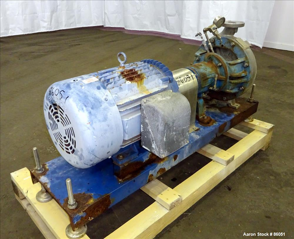 Used- Durco Centrifugal Pump