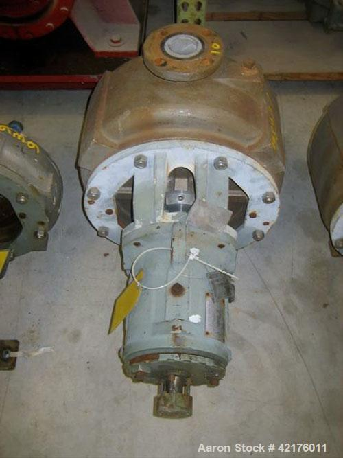"Used- Durco Centrifugal Pump, Size 3X2X13, Alloy 20. 3"" inlet, 2"" outlet. Approximately 198 gallons per minute at 38' head. ..."