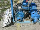 Used- Goulds Centrifugal Pump, Model 3656, Size 1-1/2 x 2-8, CDA922 Bronze. 2