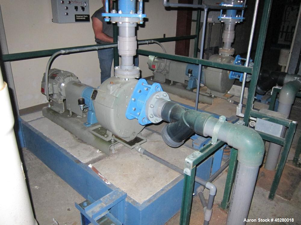 Used-Durion - Carbon Steel Durion Centrifugal Pump