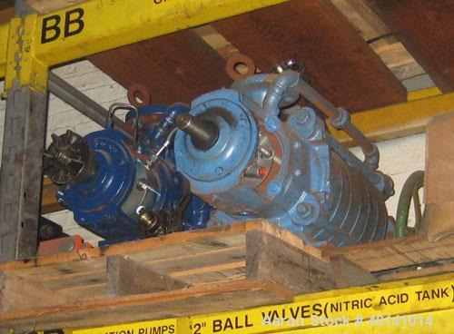 Used- Worthington , Model WDE16Y26031
