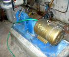 Used:  Crane Deming centrifugal pump, size 5MD, model 4021-3071, 316 stainless steel. 6