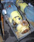 Used- A.W. Chesterton Centrifugal Pump, Size 1.5X3-8, Carbon Steel. 3