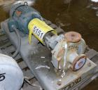 Used- Durco Mark II Centrifugal Pump, Size 1.5X1-8/80, Carbon Steel. 1.5