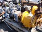 Used- Carbon Steel Kontro Centrifugal Pump, Model HSIDL