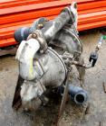 USED: Warren Rupp Sandpiper air powered double diaphragm pump,aluminum. Rated approx 260 gallons per minute, 3