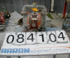 Used- Wilden Air Operated Double Diaphragm Pump, Model M4, Aluminum Construction. Rated approximately 73 gallons per minute....