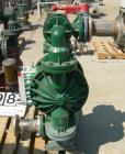Used- Wilden Air Powered Double Diaphragm Pump, Aluminum. 3