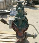 Used- Wilden Air Powered Double Diaphragm Pump, Aluminum. 3