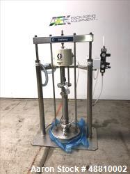 Used- Graco Sanitary Piston Pump, Series D11A