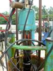Used- Johnstone Air Operated 55 Gallon Drum Unloading Pump, Model 98KLXGC5BX. 8