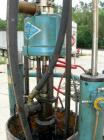Used- Johnstone Air Operated 55 Gallon Drum Unloading Pump, Model JPC 1001. 8