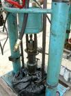 USED: Johnstone air operated 55 gallon drum unloading pump, model JPC 1001. 8