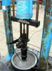 Used- Johnstone Air Operated 55 Gallon Drum Unloading Pump, Model JPC 1001, Size S1-8-HDE. 8