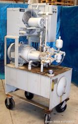 Used- Zonic Xcite Hydraulic Power Pack, Model 1201A